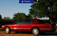 Lincoln Town Car - Matt Garrett