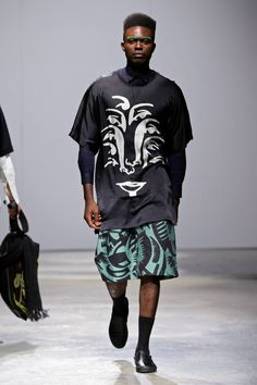 Adriaan Kuiters x Jody Paulsen Fall/Winter 2016 - South Africa Menswear Week