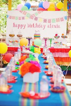 Mexican Fiesta Birthday Party Ideas   Photo 3 of 17   Catch My Party