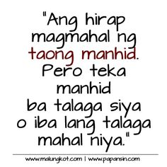 Tagalog Quotes Patama Quotes Archives  Papogi A Collections Of Tagalog Love Quotes