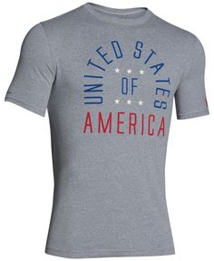 Under Armour Men s USA Pride T-Shirt Men - T-Shirts - Macy s 09e020369