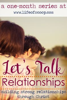 """Let's Talk Relation"