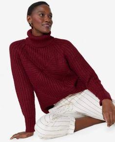 Moda Online, Men Sweater, Turtle Neck, Pullover, Sweaters, Fashion, Winter Fashion Looks, Turtleneck, Maxi Dresses
