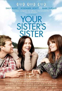 Your Sister's Sister 27x40 Movie Poster (2011)