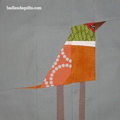 great bird block! <3