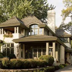 Exterior House Colors With Brown Roof Design, Pictures, Remodel, Decor and Ideas - page 19