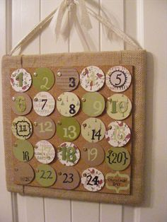 The Complete Guide to Imperfect Homemaking: An Advent Activities Calendar