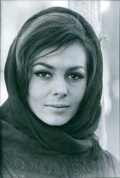 Vintage Photo of French Actress Michèle Mercier   eBay