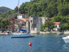 2012 August Sunsail Flotilla Croatia