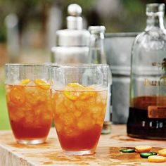 Whiskey & Kumquat. Make into a Mocktail? More