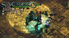Sacred 3 #13 - N'Aquali - Let's Play Together Sacred 3
