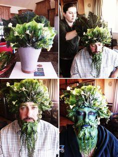 http://reneekeith.com/2012/02/20/creative-photography-makeup-green-man/
