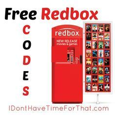 Never pay for a DVD rental again! Get tons of free Redbox movies by making your way through the available codes below.