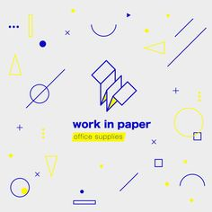 "Confira este projeto do @Behance: ""Work in paper"" https://www.behance.net/gallery/34900971/Work-in-paper"