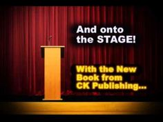 How to Start a Speaking Business - The Book that Tells You How to do it is Here! Friend Book, The Book, New Books, Stage, Told You So, Social Media, Reading, Friends, Business