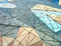 Fed Square - exterior cladding