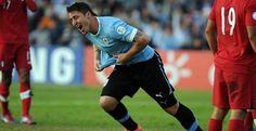 Uruguay vence a Perú y ya es segundo de CONMEBOL
