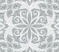 Natural Stone Mosaics & Waterjet patterns  B•D•G Design Group