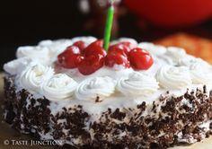 Forever popular: Black Forest Cake
