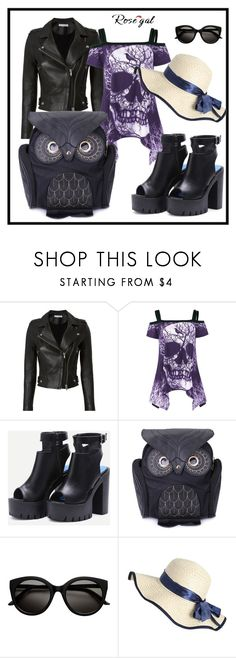 """""""Rosegal"""" by selma55 ❤ liked on Polyvore featuring IRO"""