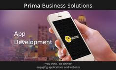 Every industry is moving towards #mobility. #Mobileapp development is not limited to developing user friendly app; rather it is far beyond that. We offer you a variety of #mobileappdevelopment services across the United Kingdom. Learn More http://primabusinessuk.com/mobile-app-development.html