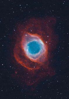 Deep Space - Helix Nebula