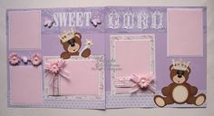 My Paper Crafting.com: Melin's Cricut Critters-Piecings Scrapbook Pages, Scrapbooking, Punch Art, Digital Stamps, Paper Crafting, Cricut, Sketches, Frame, Layouts