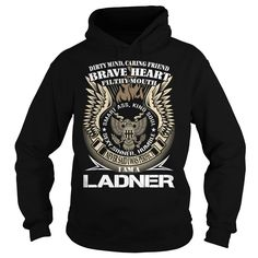 LADNER Last Name, Surname TShirt v1
