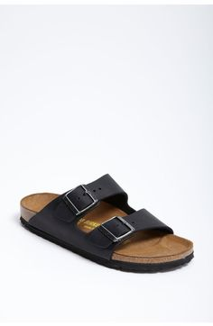 Birkenstock 'Arizona' Sandal (Women) available at #Nordstrom Tobacco Brown
