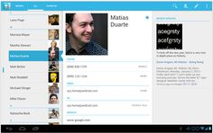 Multi-pane Layouts | Android Developers