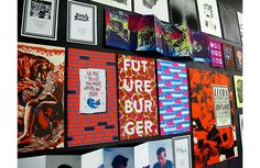 People of Print are proud to present our favourite screen-print artists of 2013. Many of them were featured in the weeks most popular posts, took part in major projects and are currently followed b…