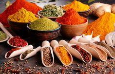 Temperos: aprenda como utilizá-los na preparação de cada tipo de prato