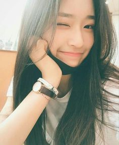 Pretty Korean Girls, Cute Korean Girl, Beautiful Chinese Girl, Beautiful Girl Image, Korean Best Friends, Teen Girl Photography, Ulzzang Korean Girl, Uzzlang Girl, Korean Aesthetic