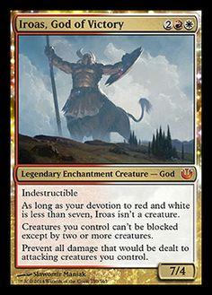 Iroas, God of Victory | Journey into Nyx