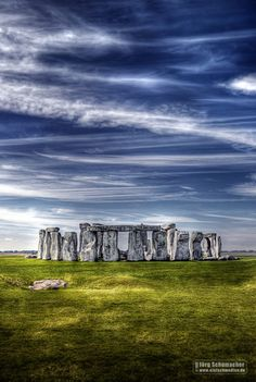 Stonehenge, England by Jörg Schumacher, via 500px via twitter @standing_stones