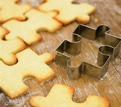 Jigsaw Cookie Cutter – $20