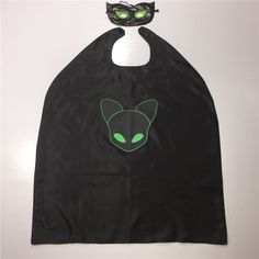 Kids Cat Clothing Set Masks Cape Costumes Party Cartoon Carnival Cosplay Suit #Unbranded #Suit
