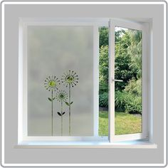 A modern, cost effective way to add style and privacy to your windows with our bespoke privacy window films. Etched Glass Windows, Glass Door, Window Glass, Glass Art, Contemporary Window Film, Frosted Glass Design, Deco Stickers, Window Stickers, Frosted Window Film