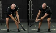 The side rock-it is a fundamental steel club exercise that teaches us how to swing the club in the frontal plane and countering the weight of the club by charging our bodyweight in the opposite direction Suspension Straps, Battle Ropes, Kettlebell, Strength Training, Body Weight, Squats, Plane, Australia, Exercise