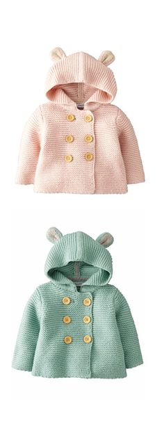 Beautiful knitted jackets with ears for a little girl http://canadagoose-onlineshop.blogspot.com/ CANADA GOOSE JACKETS Outlet Only $169 Value Spree 28 For Sale,I'm in love!