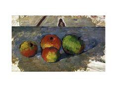 Paul Cezanne - Four Apples - Art Prints