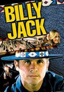 """I had the poster and the record from this movie.  I loved him.  I must have been like three years old.  """"One tin soldier rides away..."""" : Billy Jack"""