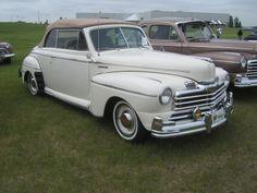 1947 Mercury Monarch