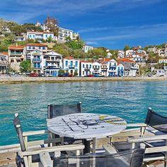 Evdilos  Ikaria Ikaria Greece, Places Around The World, Around The Worlds, Zorba The Greek, Greece Islands, Urban Photography, Greece Travel, Beautiful Places, Greek Life