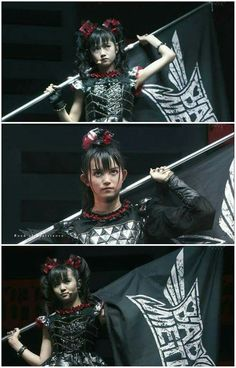 Babymetal Doki Doki Morning, Screamo, Talent Agency, Heavy Metal Bands, Woman Crush, Japanese Girl, Music Bands, Girl Crushes, In This World