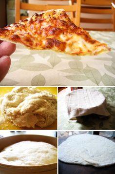 Pizza Dough Recipe (Simple Comfort Food)