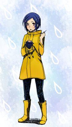 Cute Coraline inspiration.