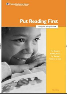 According to Put Reading First, phonemic awareness is the ability to notice, think about, and work with the individual sounds in spoken words. In order to print and read, students must become aware with the word sounds. This explains that children must understand that the smallest parts of a sound in a spoken word can actually change the meaning of the word. Therefore, each letter sound holds significance. This is a useful document as it goes on to explain the language of literacy.