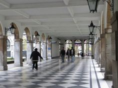 The Colonnades, Guy's Hospital