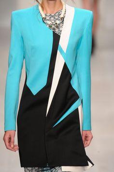 Jean Pierre Braganza at London Fashion Week Spring 2013 - StyleBistro